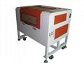 GL-640 laser cutting machine