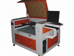 GL-1080 CCD Type Trademark and Woven Label Cutting Machine