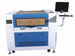 GL-960 CCD Type Trademark and Woven Label Cutting Machine