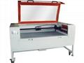 GL-1480T Dual head Laser Cutting Machine