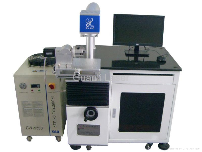 Diode Side Pump Laser Marker Gl Dp50 Guanli China