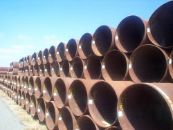 API 5L X-60 Pipes API 5L X60 Pipes - 60""