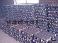 厂家直销机制木炭,无烟炭,烧烤炭。 3