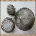 filter metal cap