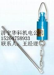 矿用本质安全型触控传感器