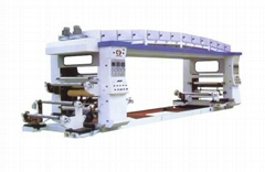 medium-speed dry laminating machine