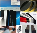 EPDM foam self-adhesion seal strip