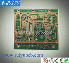 8 layer immersion gold finish pcb
