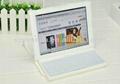 New Upgrade Rubber Oil Keyboard for iPad 2 & iPad 3 keyboard   2