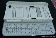 Backlit Bluetooth Keyboard for iPhone4 & iPhone4S