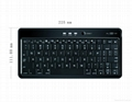 Wireless Keyboard for iPad / iPhone &