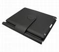 USB Connection 360 Degree Rotating iPad 3 Keyboard & Keyboard for iPad 2 4