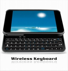 Sliding Ultra-thin keyboard for iPhone 4 & iPhone 4s