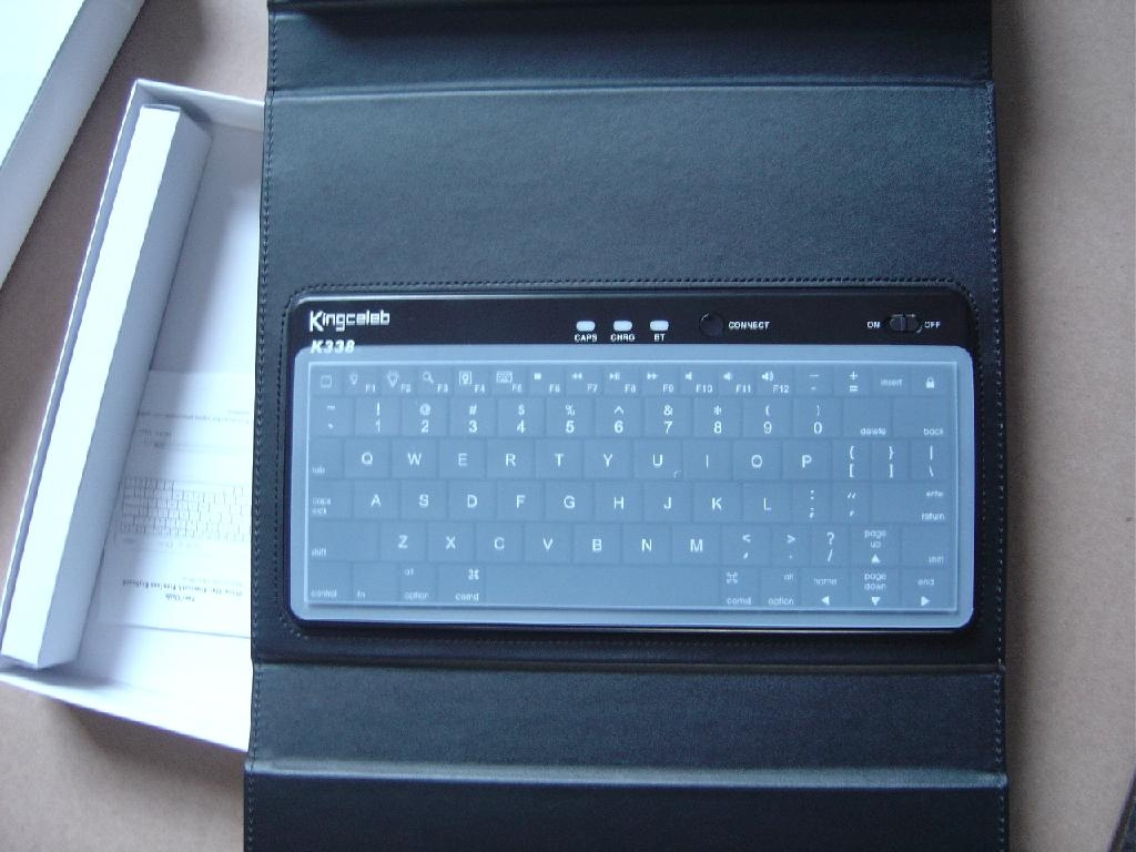 Wireless Keyboard for iPad / iPhone & Bluetooth HID Driver Related 2
