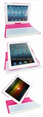 360 Degree Rotating Case for iPad 3 &