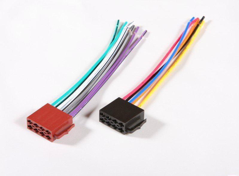 ISO Radio plug ISO 002A MFG China Manufacturer