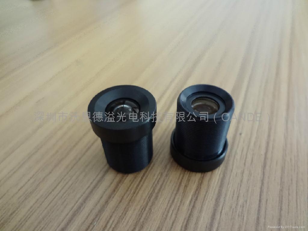 6.0mm单板机镜头 1