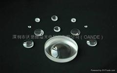 中小型光学球面透镜冷加工