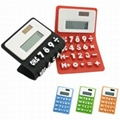 Solar Calculator for Gifts and Promotion