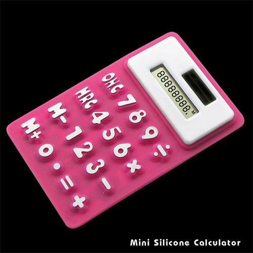 Solar Calculator for Gifts and Promotion HC-223D 3