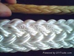 高分子聚乙烯纖維十二股繩