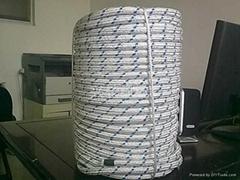 高分子聚乙烯纖維雙層編織繩