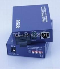 APT-103ML32OC百兆多模双纤2KM光纤收发器