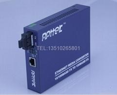 APT-103S33IC百兆單模單纖20KM內電收發器