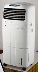 单冷带负离子的空调扇