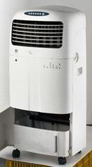 帶負離子的冷暖兩用空調扇
