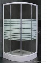 sector shower enclosure