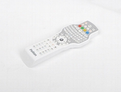 Media Center Remote with 2.4GHz RF Mini Keyboard Jogball Mouse and IR Learning
