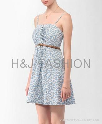 ladys dress /女装休闲裙 2