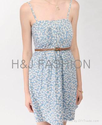ladys dress /女装休闲裙 3