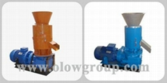 wood pellet press/fuel pellet machine