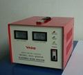 voltage stabilizer SVC-1500W 1phase 1