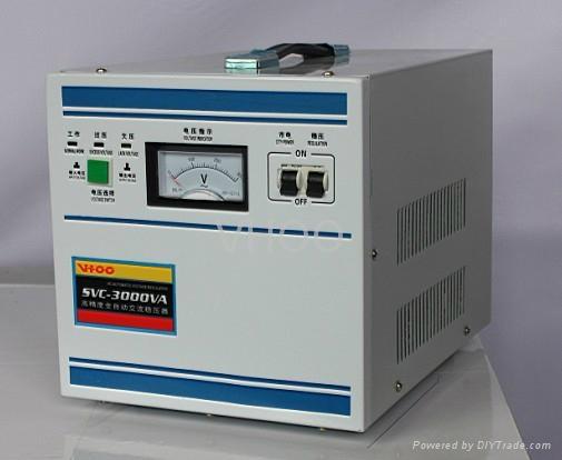 Voltage stabilizer SVC-3000W 1