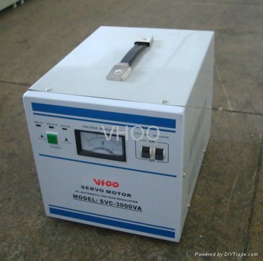 Voltage stabilizer SVC-3000W 2
