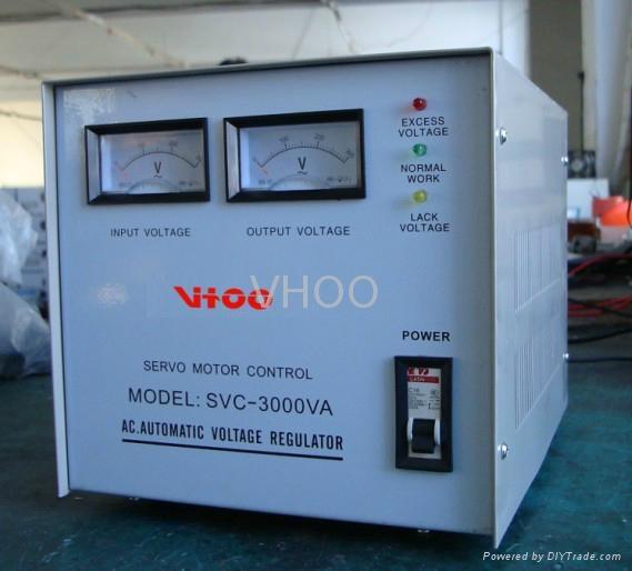 Voltage stabilizer SVC-3000W 4