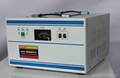 single phase svc servo motor stabilizer