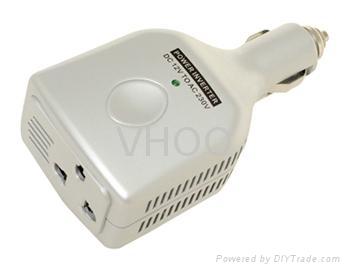 75W Power Inverter, Car Inverter 1