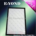 black aluminum frame LED ultrathin slim