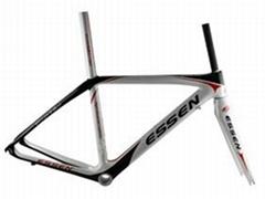 road bicycle frame
