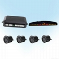 best price and hot LED parking sensor
