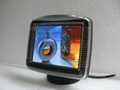 hot and new sell 3.5 inch LCD rearview car monitor screen 2