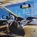 7''LCD bluetooth rearview car screen bluetooth mp5 SD USB tf card  4