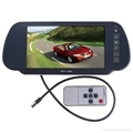 7''LCD bluetooth rearview car screen bluetooth mp5 SD USB tf card  5