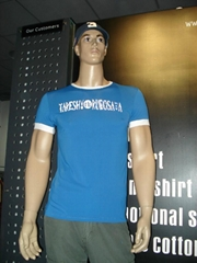短袖圆领T恤