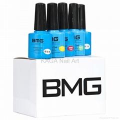BMG nail polish uv gel