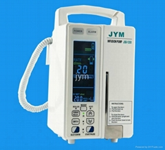 infusion pump with drug library